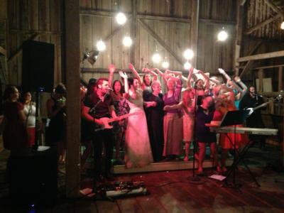 Wedding band Napa