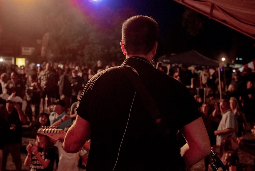 Rolling Heads live band Sacramento