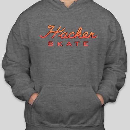 Hacker Skate Anarchy Hoodie
