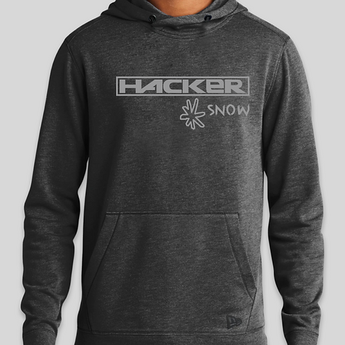 Hacker Snow New Era