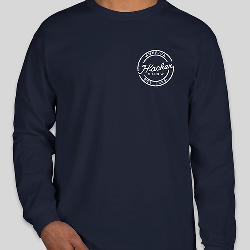 Hacker Snow Long Sleeve