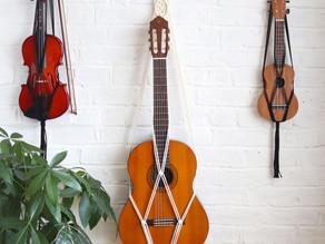 5 Benefits of Owning a Macramé Guitar Hanger