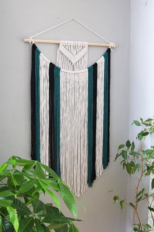 Iris - Macrame Wall Hanging