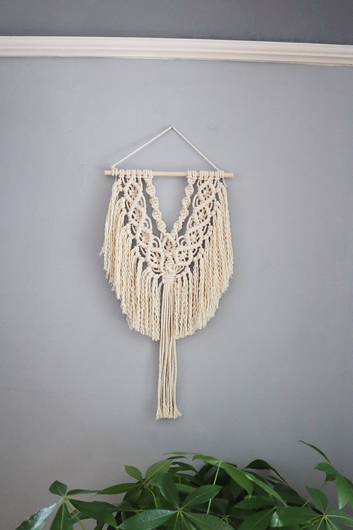ANGEL WING WALL HANGING