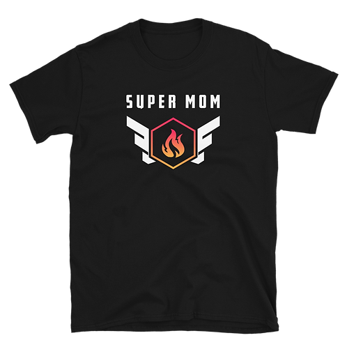 Firestorm Super Mom Tee Shirt