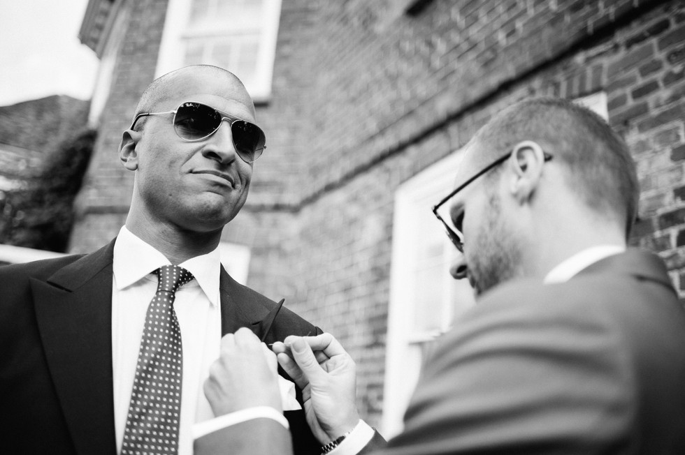 Joe Twigg - wedding photographer south London