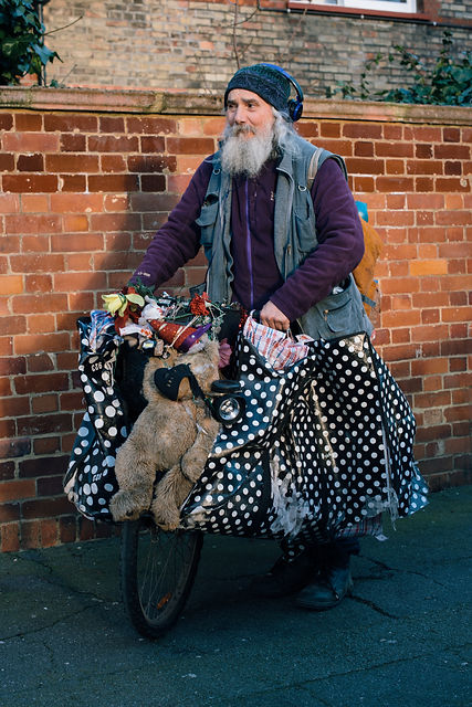 Joe Twigg photography street portrait