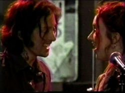 Johnny Alonso & Ashley Johnson