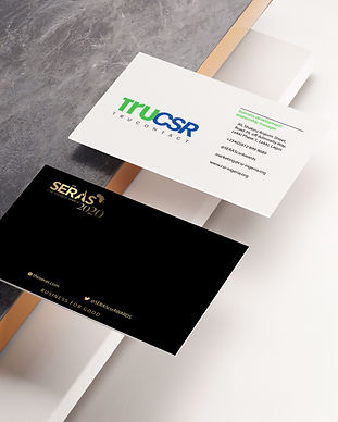 TruCSr Business Card