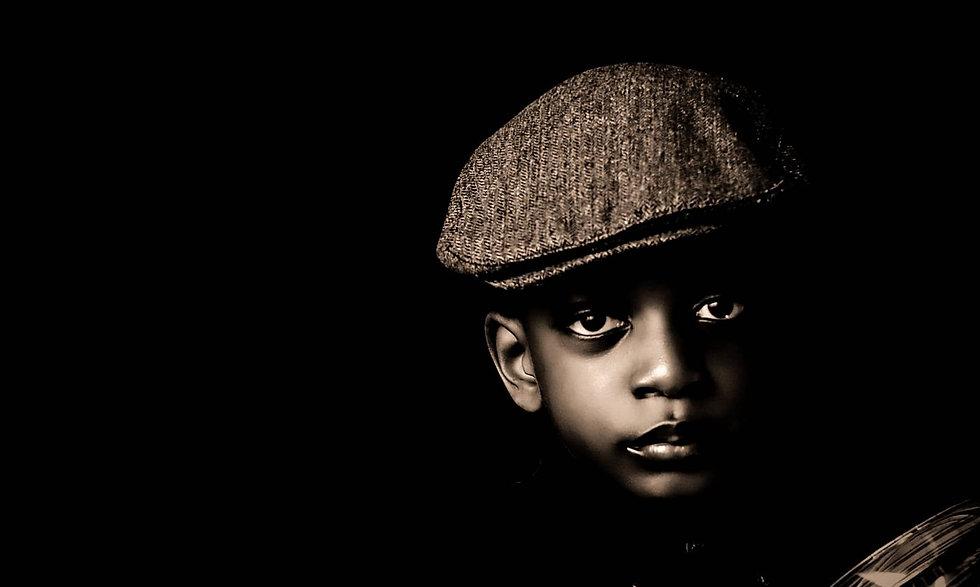 Birthday Pre shoot Photo of a young boy