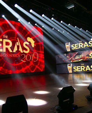 Seras Awards2019 Event Hall