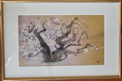 1.「左近の桜Ⅰ」