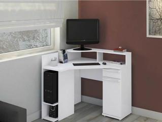 ¿Quieres construir tu propio escritorio esquinero?