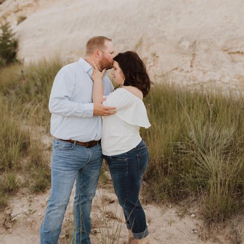 Ashley + Chris   Engaged