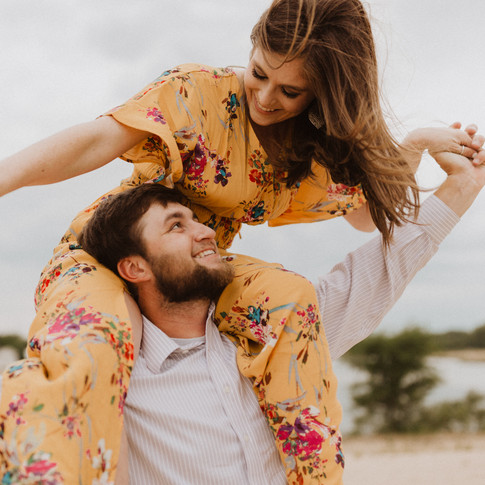 Allie + Skyler   Engaged