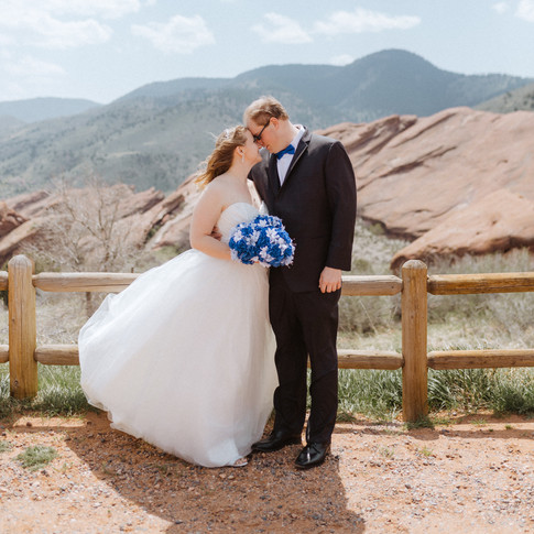 Katie + Ben   Colorado Wedding
