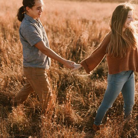 Whitney + Keanu   Engagement