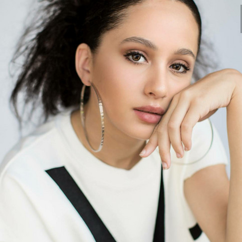 Make Up: Brianne Jones Hair: Kadine Bonfield Model: Jaden Francis Photo/Stylist: Kim(Jay Tay Photography)