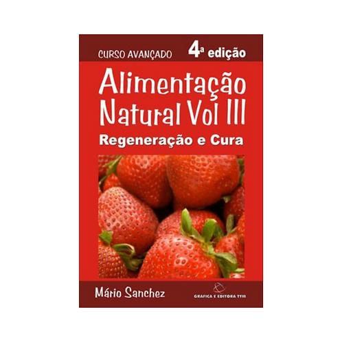 Alimentação Natural - Volume III