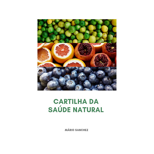 Cartilha da Saúde Natural - E-book