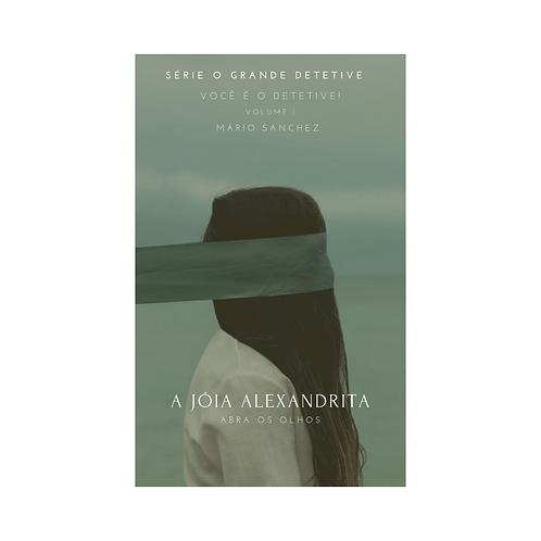 A Jóia Alexandrita - E-book