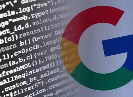 Cumprimentamos o Google e comparamos com nossos estudos do Campo Unificado.