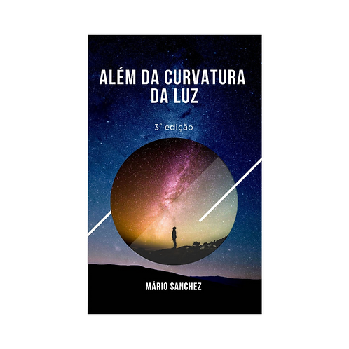 Além da curvatura da luz - E-book