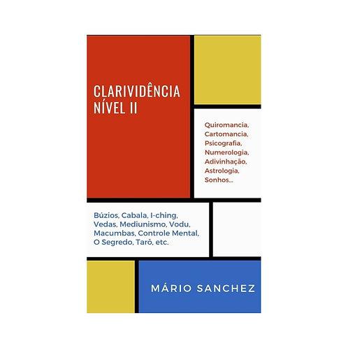 Clarividência Nível II - E-book