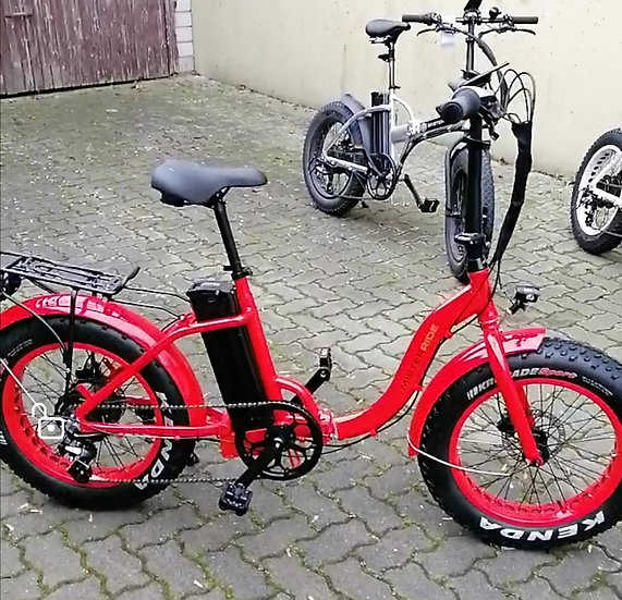 Misterride No: 6000 rot