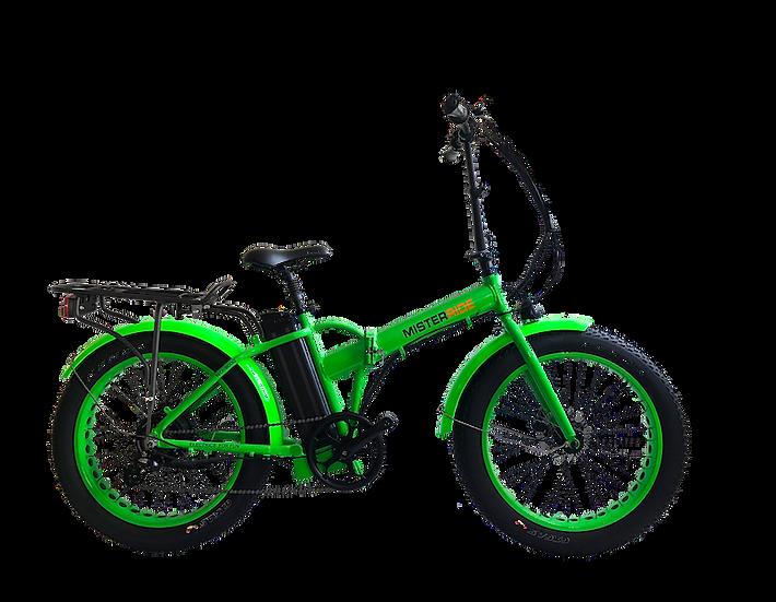 """7000er sportiv 20"""" Klapp-E-Bike"""
