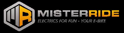 Misterride Logo