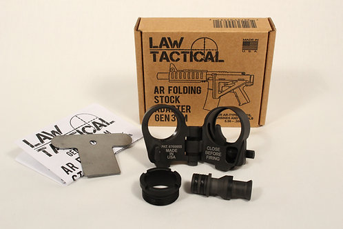 LAW Tactical Gen 3-M Folding Stock Adapter