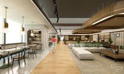 Hallway Lounge