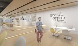 Cafe - Social Affair