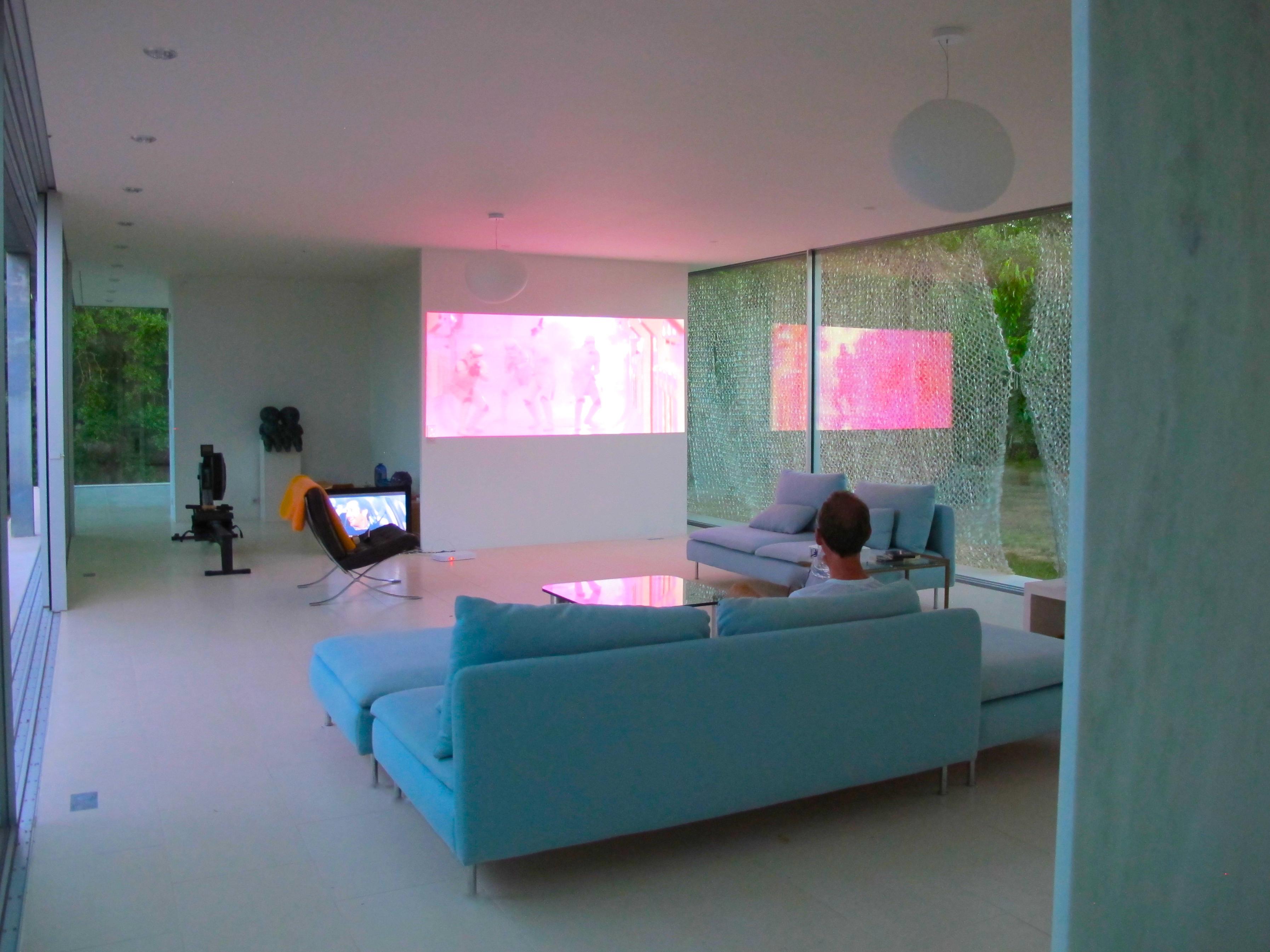 muyldermans house, multimedia
