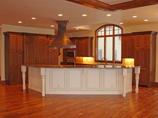 Kitchen Notes #1 - kitchens over 600 square feet