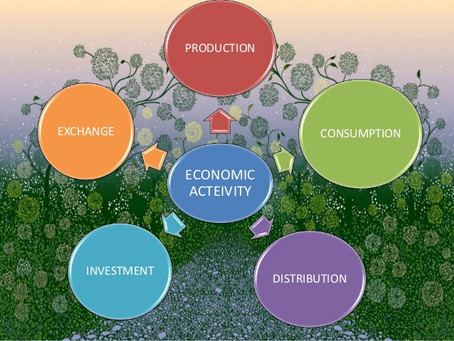 Economic activity and Accounting