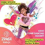 zumba kids classes December 2020