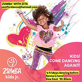 kids zumba dance class in boroondara kew east melbourne 2020