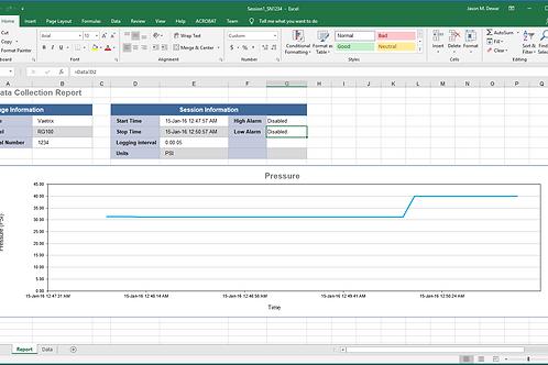 ETG Data Management Software