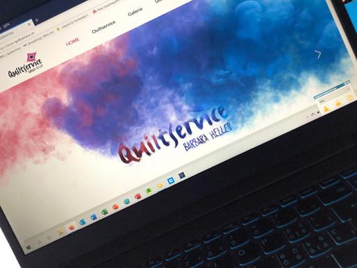 Homepage aufgefrischt