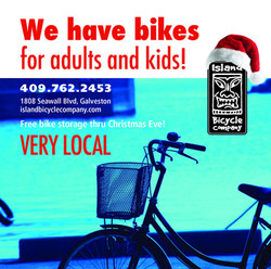 Island Bicycle Ad