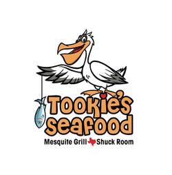 Tookie Seafood Logo
