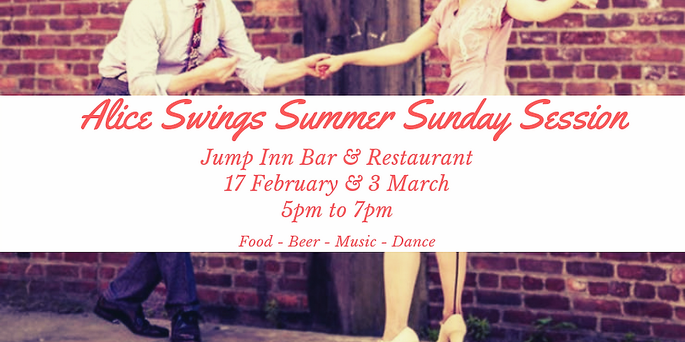Alice Swings Summer Sunday Session