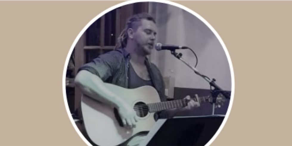 Ash Ryan - Acoustic Friday Feature artist for Valentines day