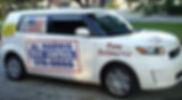 Al Harris Pest Control Car