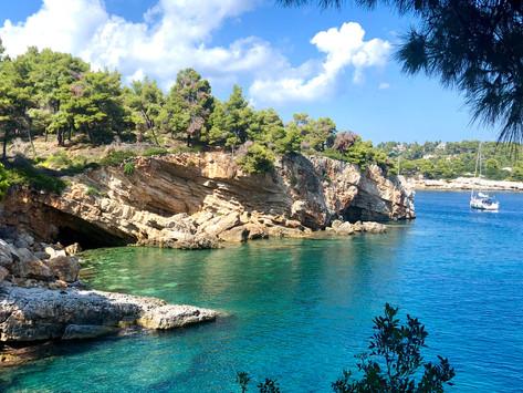 Alonissos: the uncontaminated island
