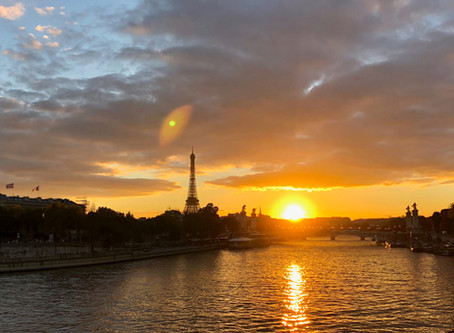 Paris: two days and half in the capital of love