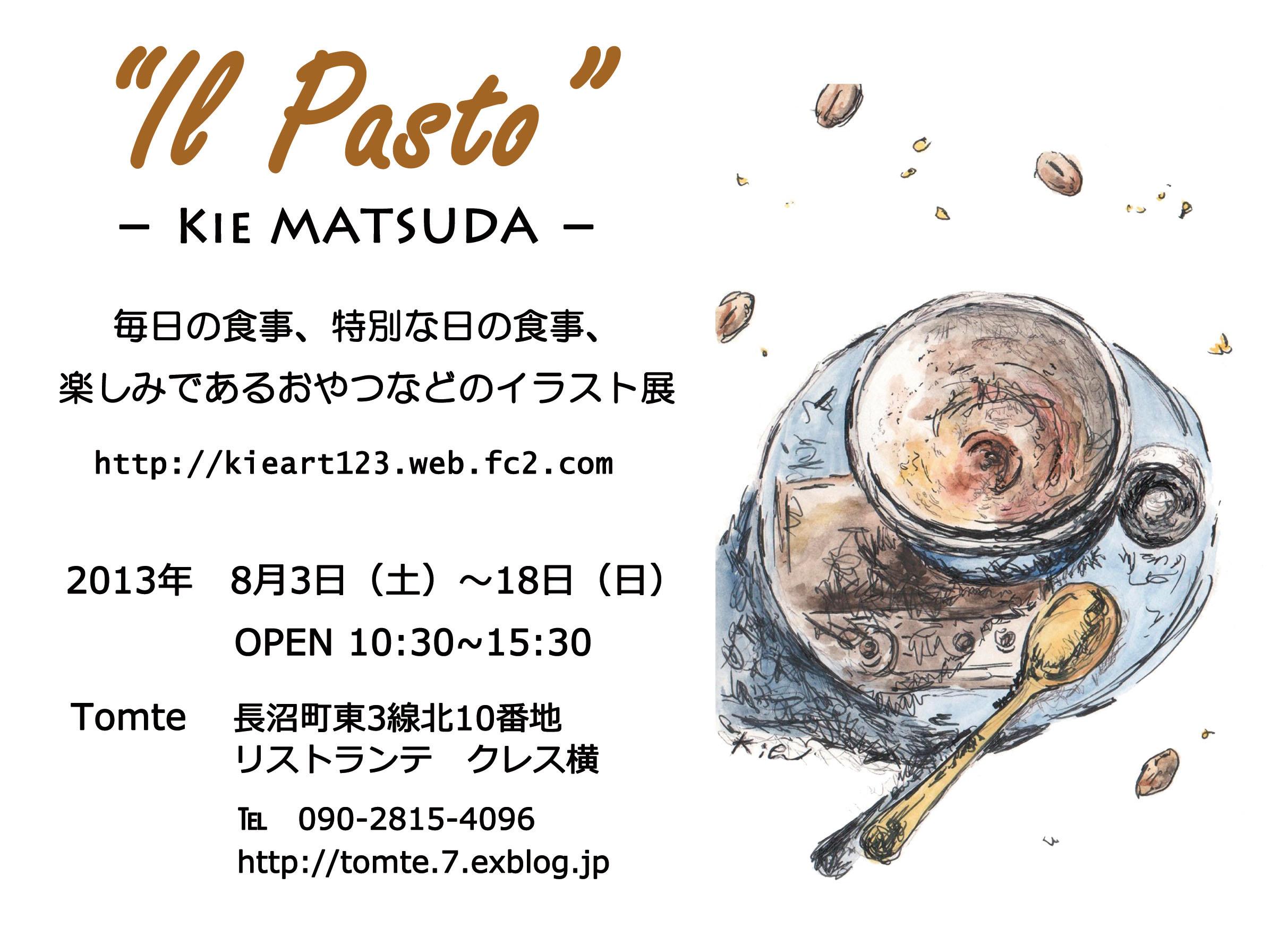 Il Pasto / Hokkaido