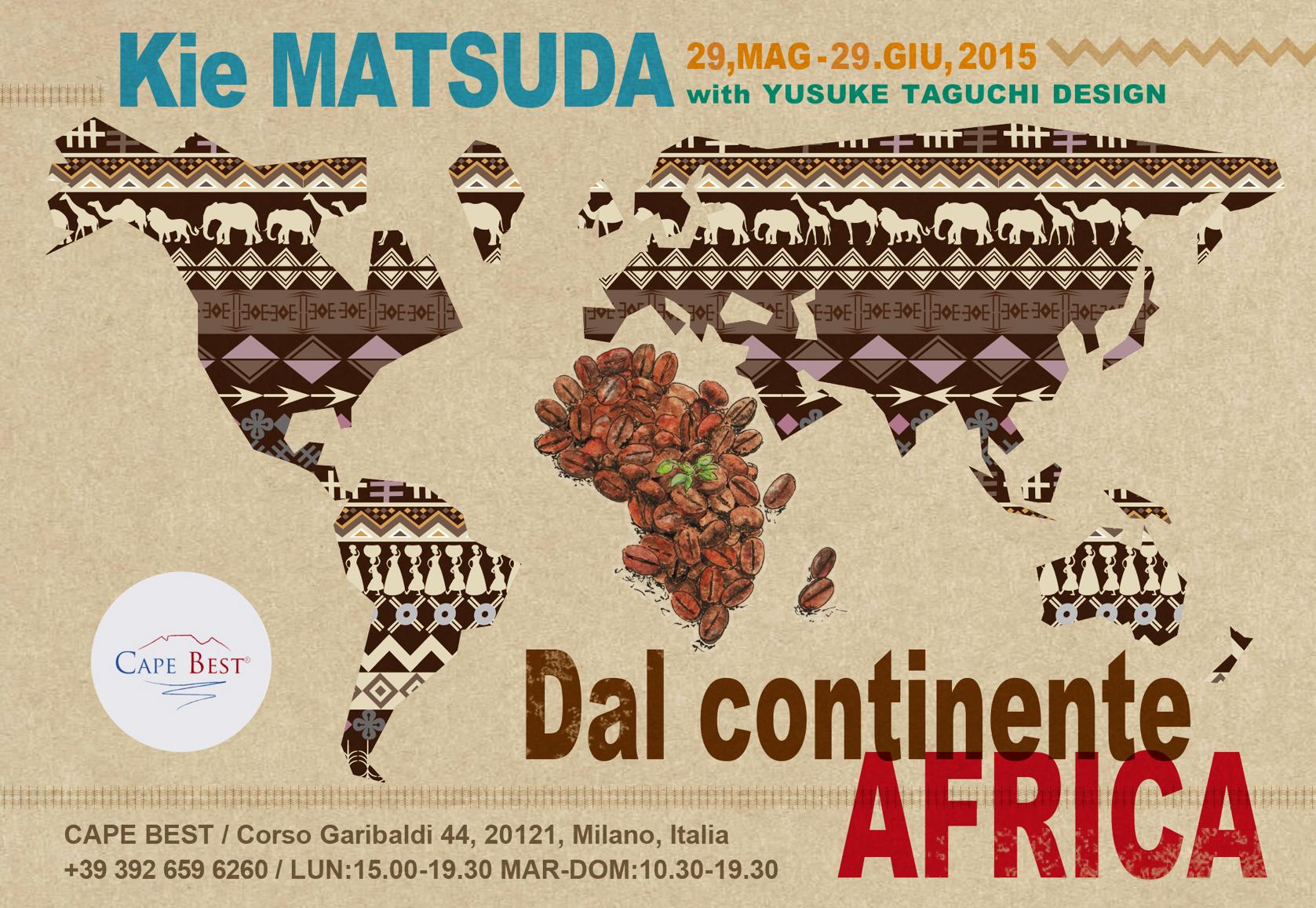 2015-5 Milano-Dal continente Africa-DM